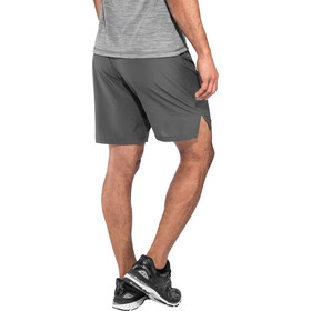 "asics Silver 7"" 2-in-1 Shorts Herren dark grey"